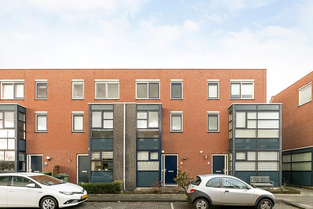 Spankerstraat 26, Rotterdam