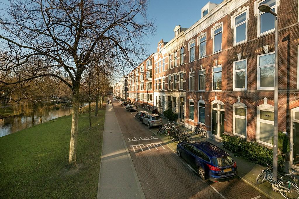 Spoorsingel, Rotterdam