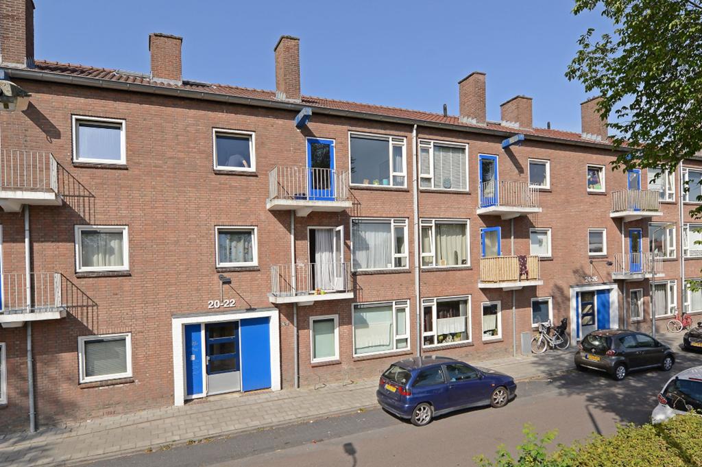 Appartement huren aan de Van Brakelstraat in Amersfoort
