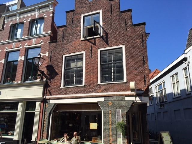 Sint Ursulasteeg, Leiden
