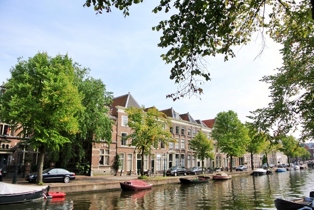 Herengracht, Leiden