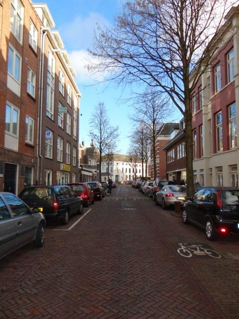 Monseigneur van de Weteringstraat, Utrecht