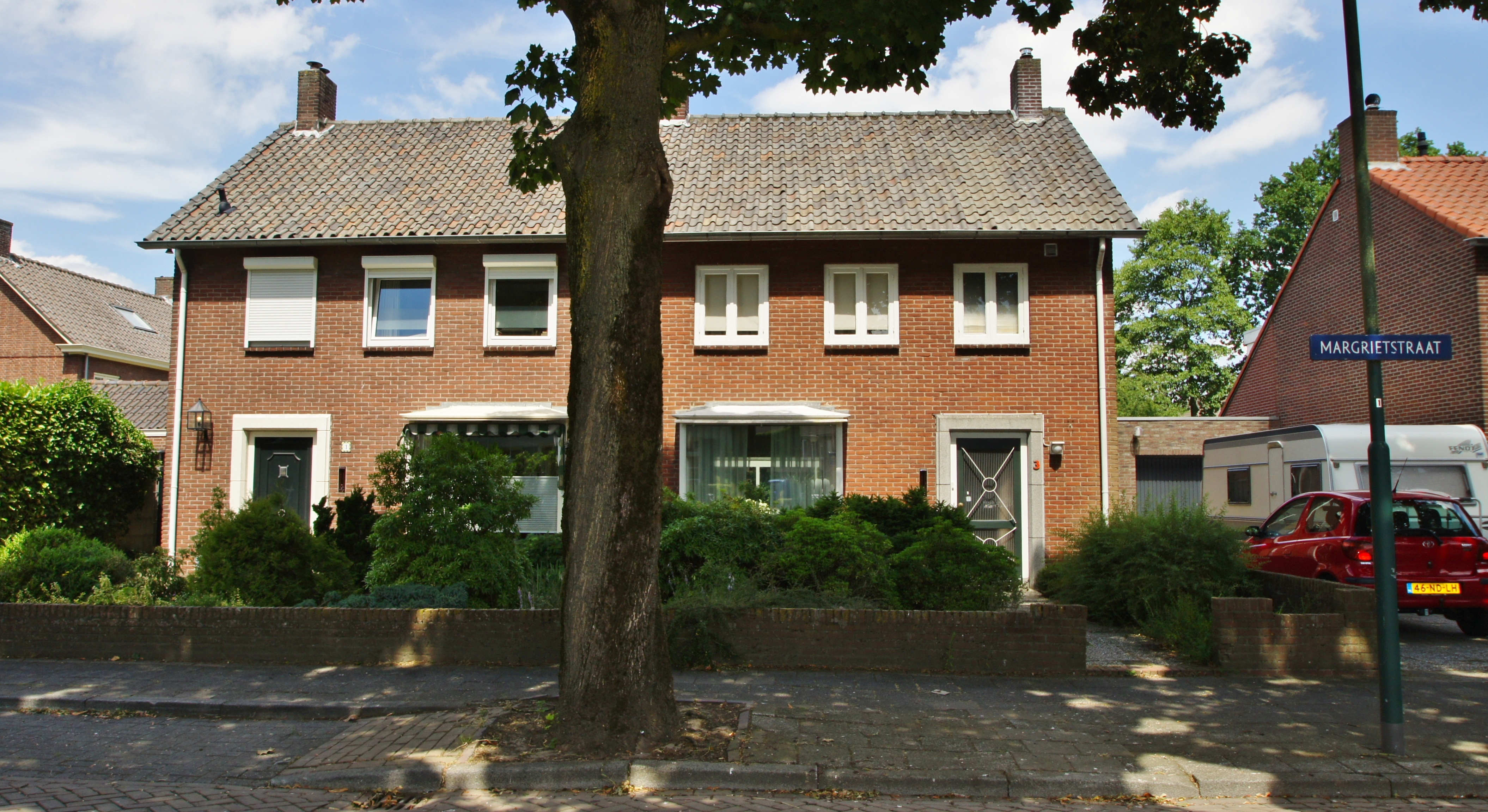 Property photo - Margrietstraat 3, 5121 XL Rijen