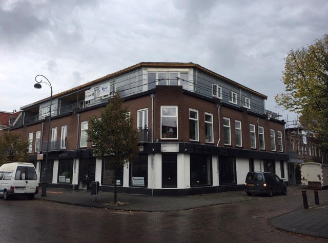 Aelbertsbergstraat, Haarlem