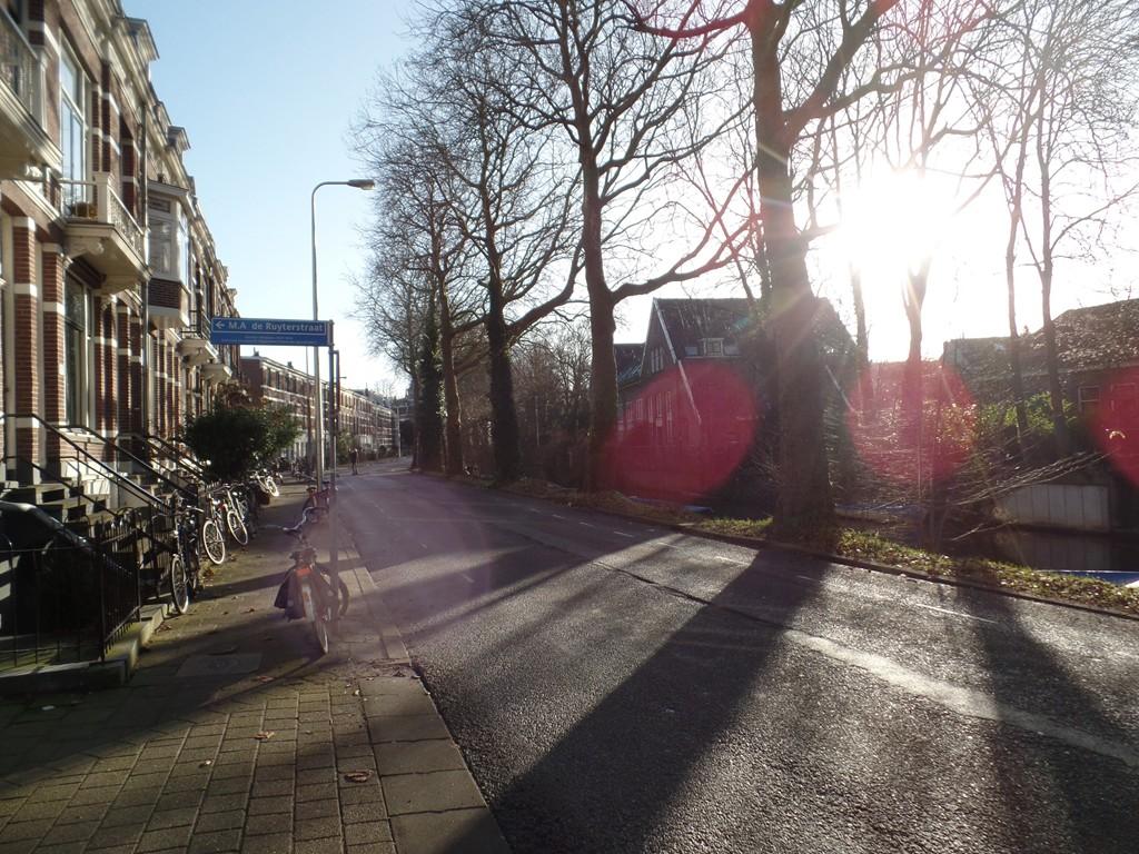 M.A. de Ruyterstraat