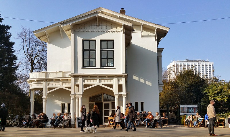 Baden Powelllaan, Rotterdam