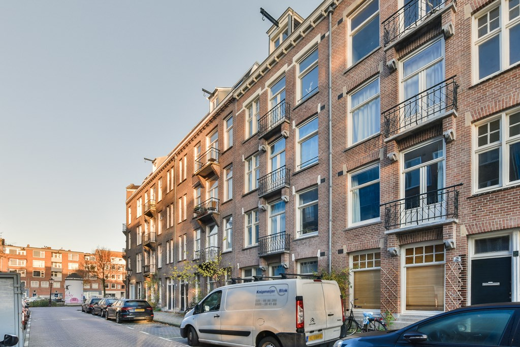 J.J. Cremerstraat, Amsterdam