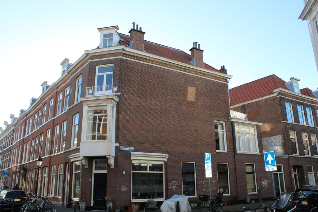 Franklinstraat, The Hague