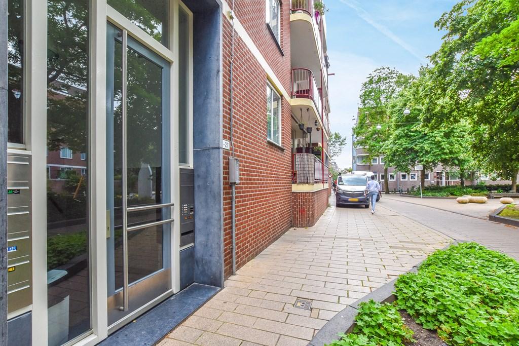 Hercules Seghersstraat, Amsterdam