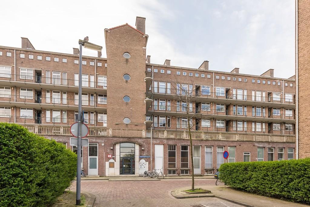Herman Robbersstraat, Rotterdam
