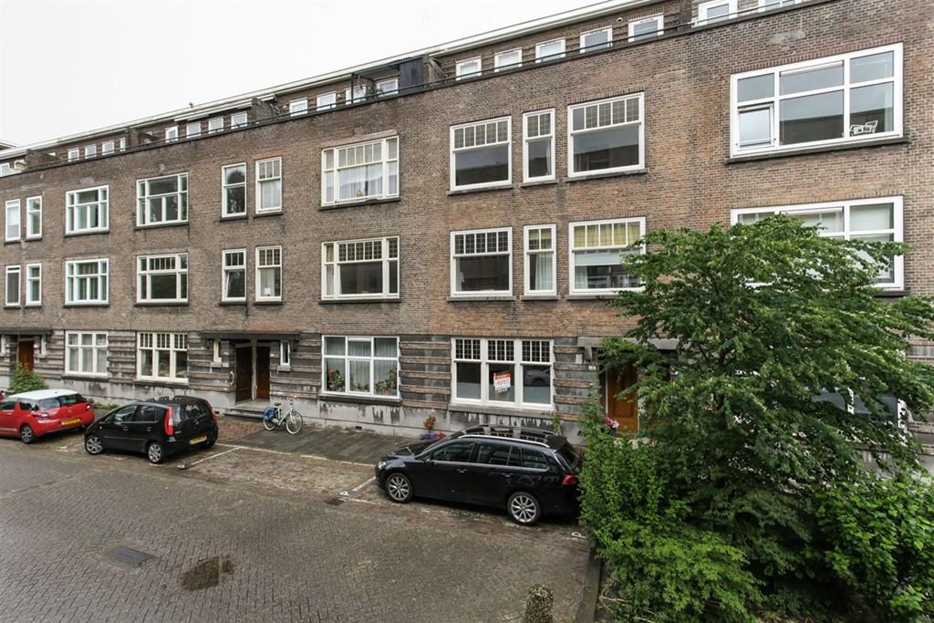 Van der Meydestraat, Rotterdam