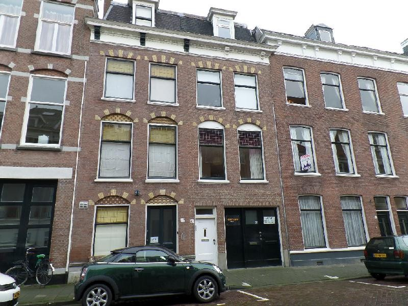 Balistraat, The Hague