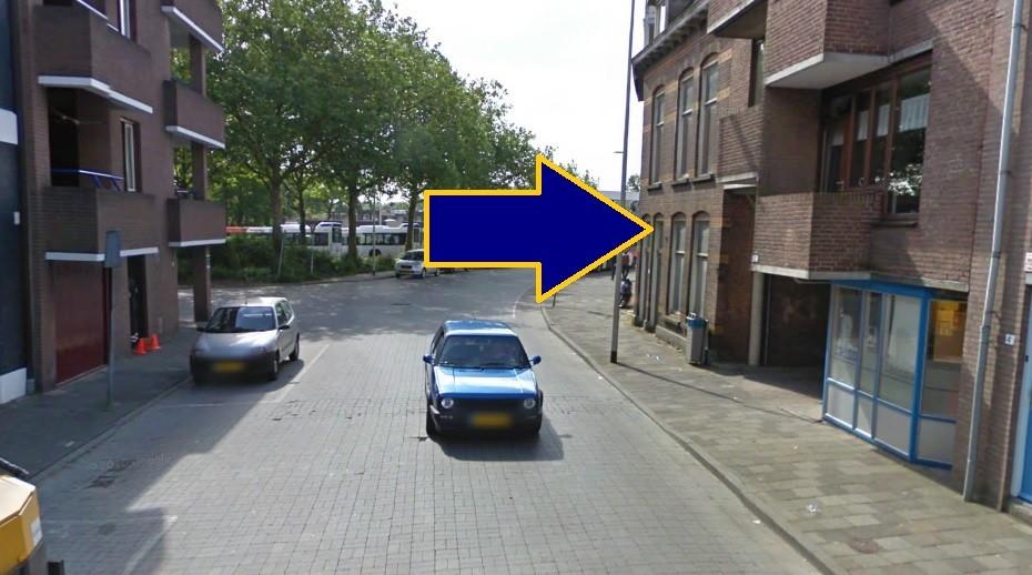 Oude Stationsweg, Bergen Op Zoom
