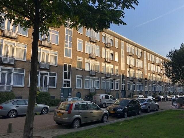 Charlotte De Bourbonstraat, Amsterdam