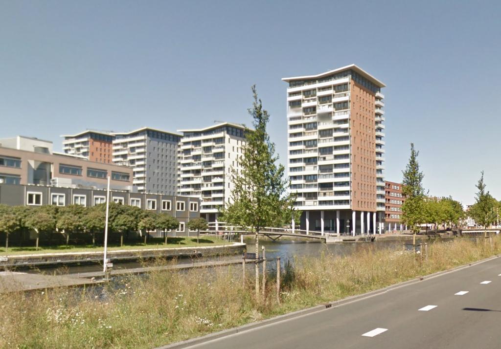 Fijnjekade, The Hague