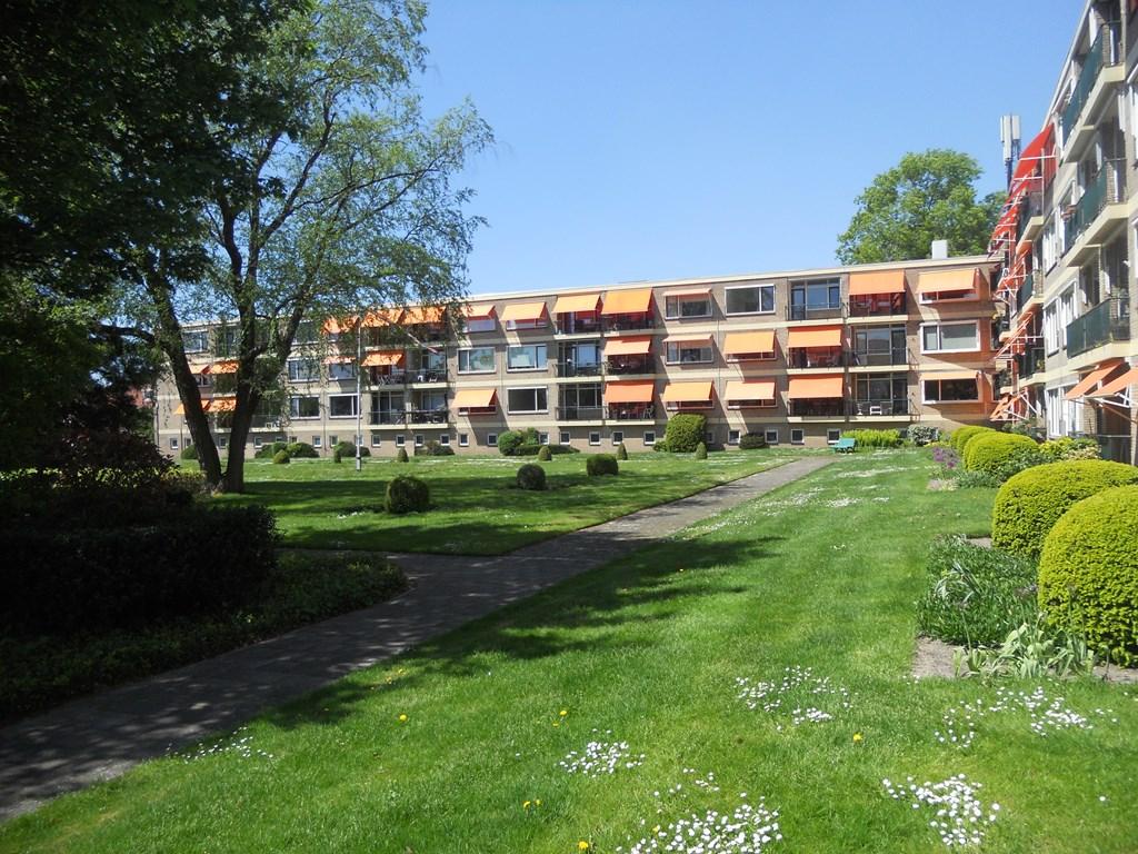 Appartement huren aan de Frederik van Eedenlaan in Hilversum