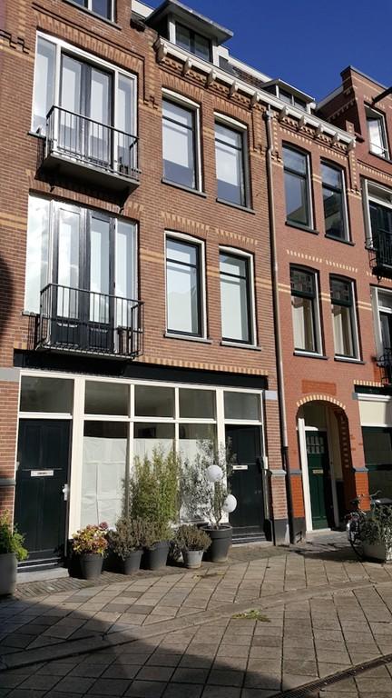 Simon Stevinstraat, Amsterdam