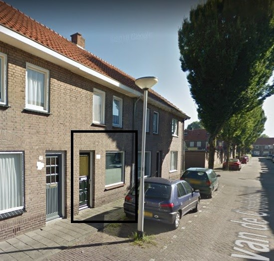 van de Coulsterstraat, Tilburg