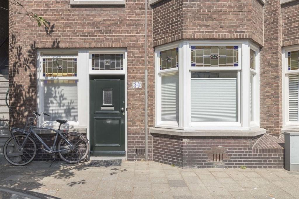 Merkusstraat, The Hague