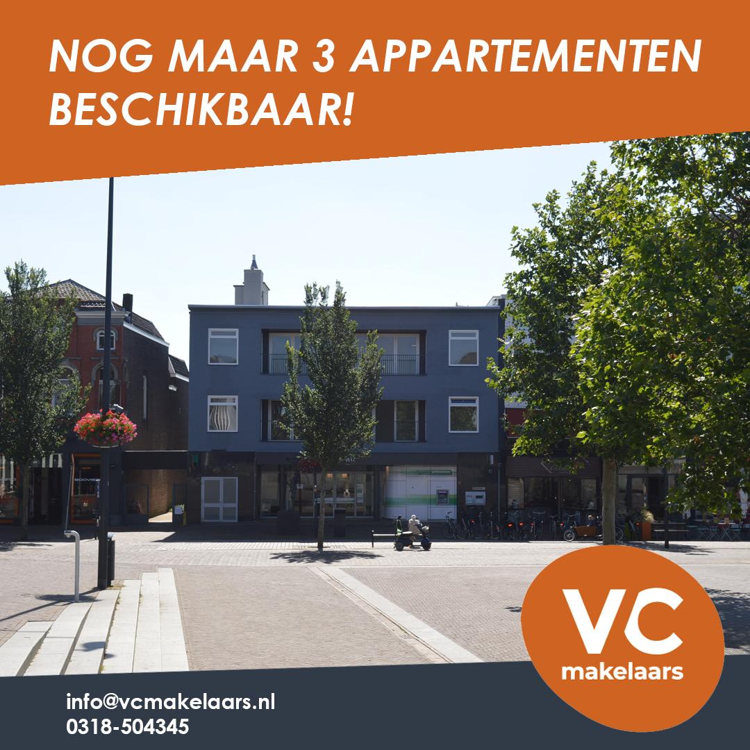 Markt 20A-G te Veenendaal