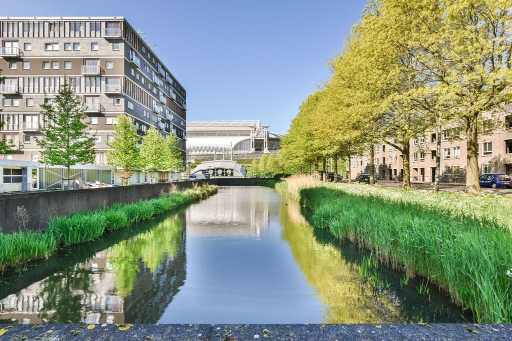 Anna Blamansingel, Amsterdam
