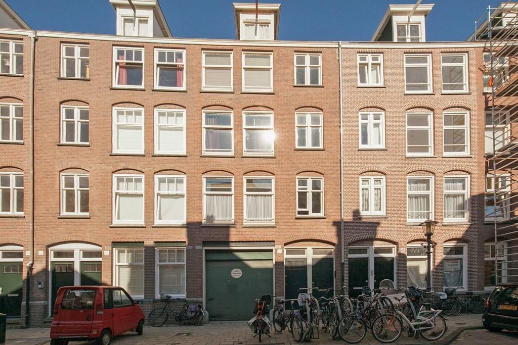 Schimmelstraat, Amsterdam