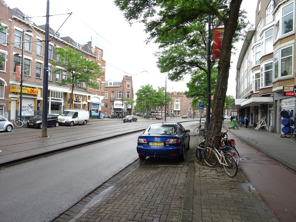 Vierambachtsstraat, Rotterdam