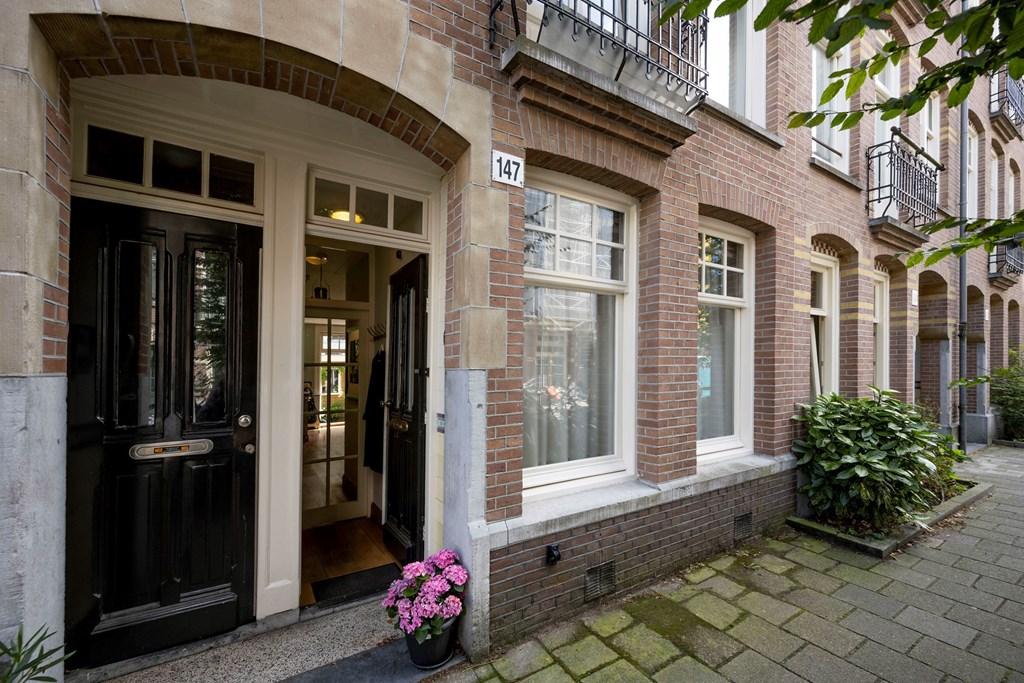 Rustenburgerstraat, Amsterdam