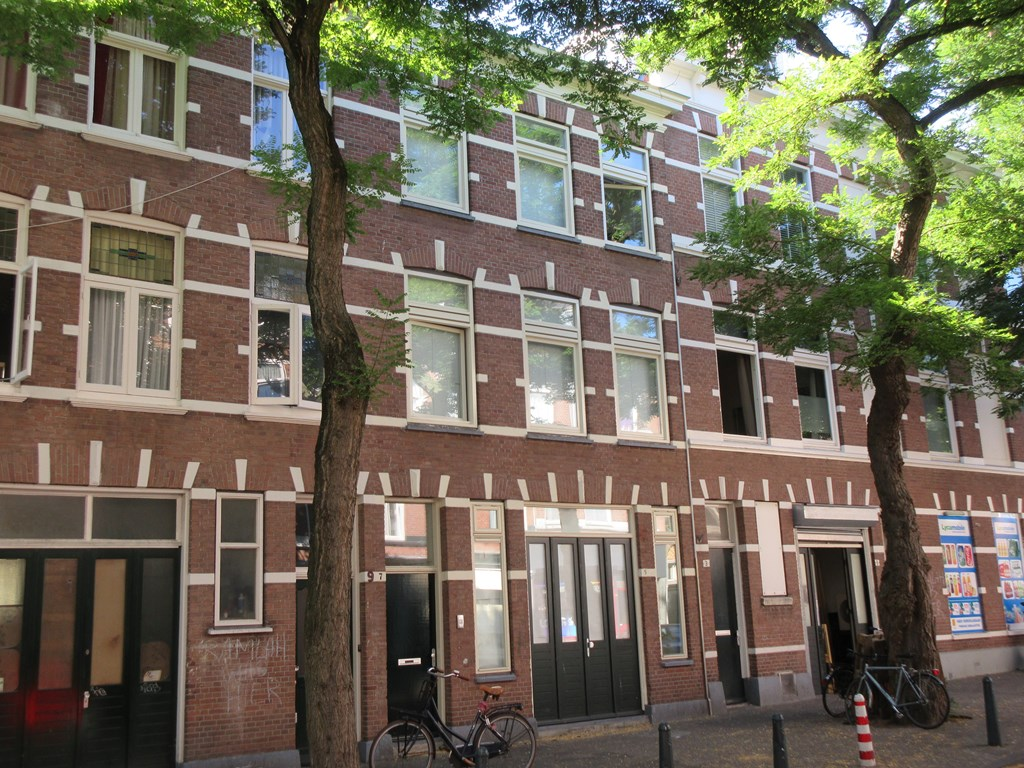 Zusterstraat, The Hague