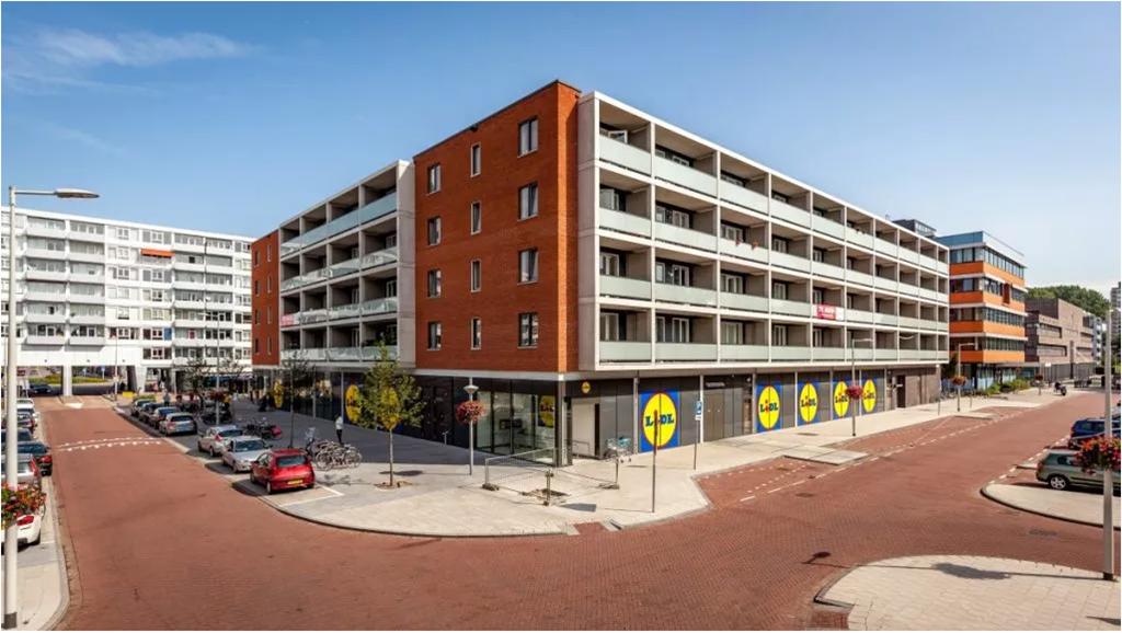 August Allebeplein, Amsterdam