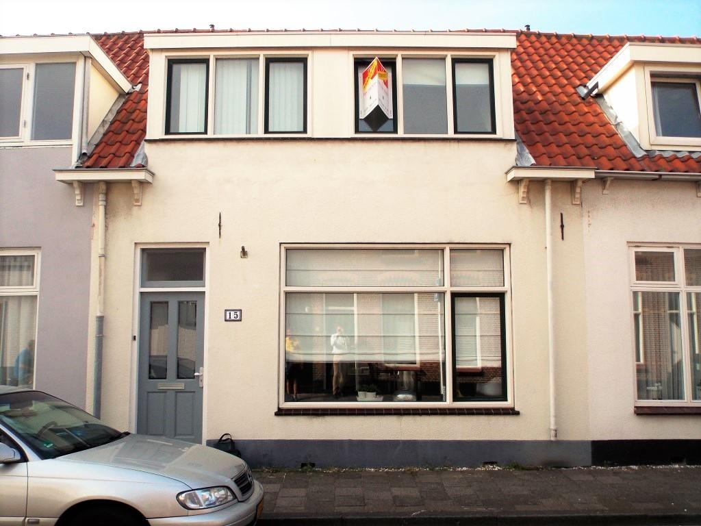 de Ruyterstraat, Noordwijk