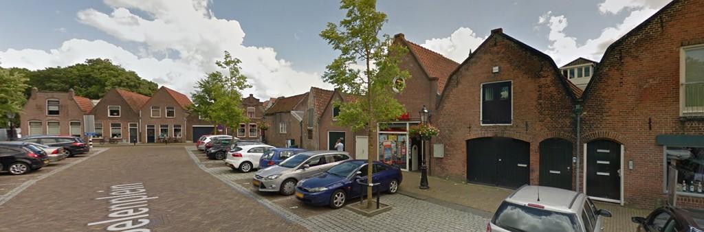 Doelenplein, Schoonhoven
