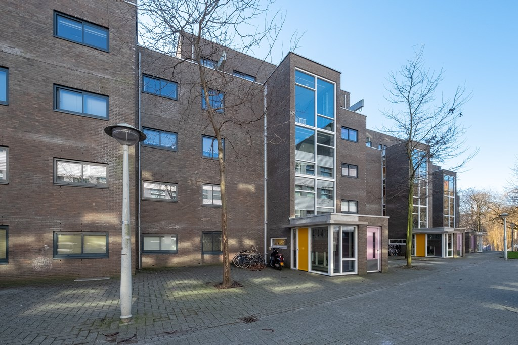 Marcantilaan, Amsterdam