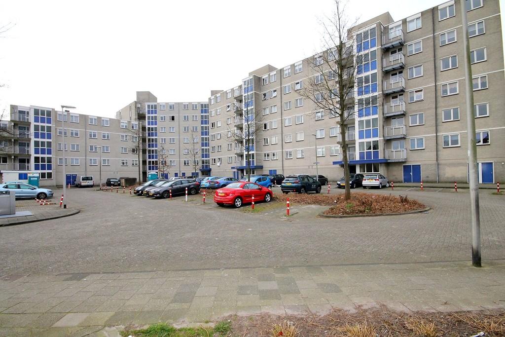 Parijsstraat, Zoetermeer