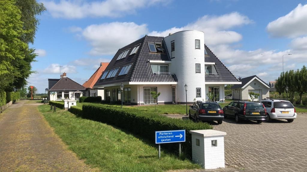 Marwei, Delfstrahuizen