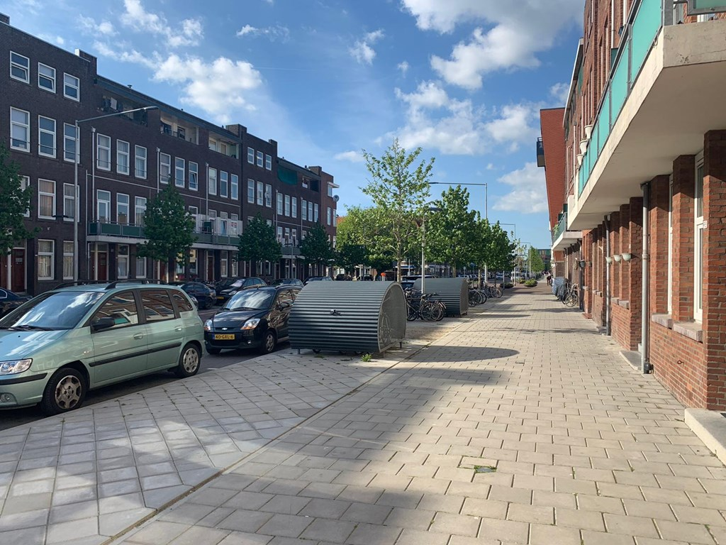 Boerhaavelaan, Schiedam
