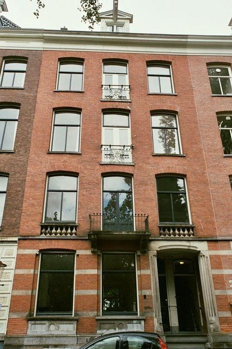 Vossiusstraat, Amsterdam