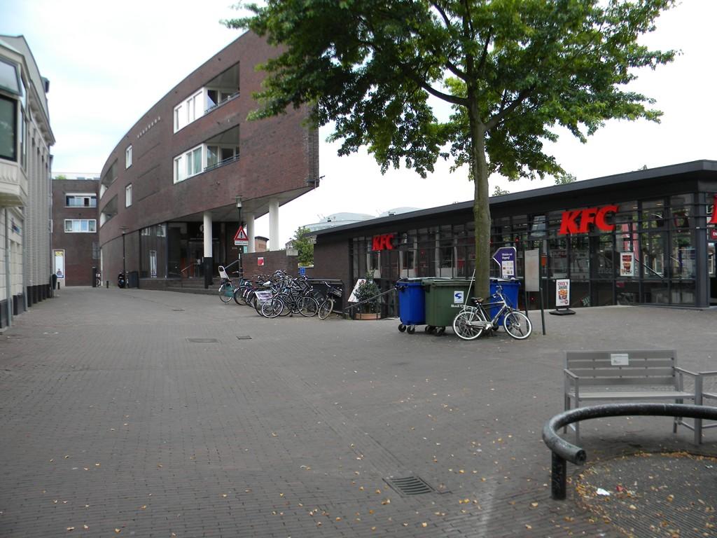 Appartement huren aan de Achter de Arnhemse Poortwal in Amersfoort