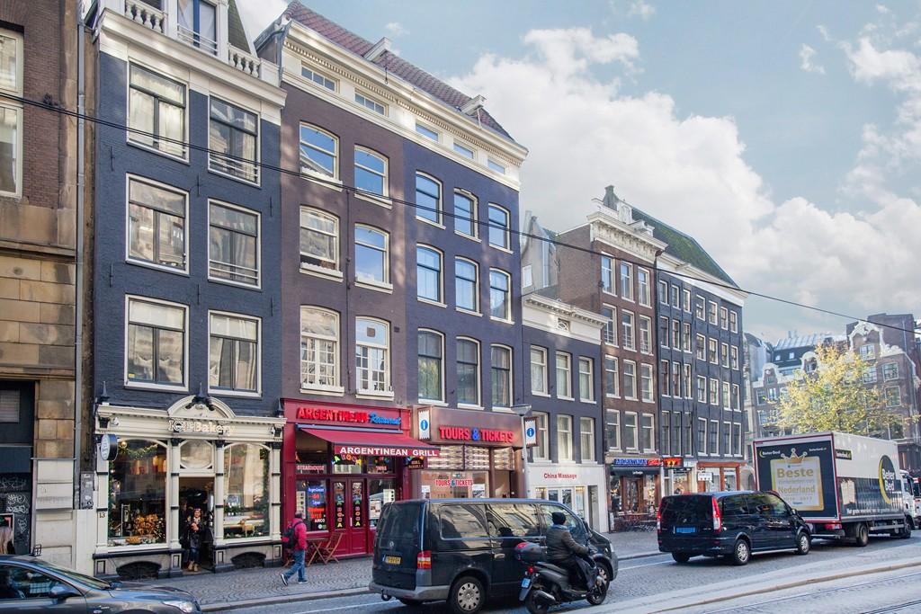 Paleisstraat, Amsterdam