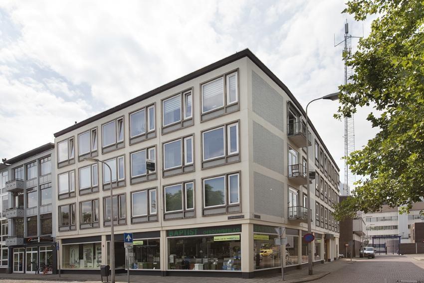 Appartement huren aan de Eusebiusbinnensingel in Arnhem