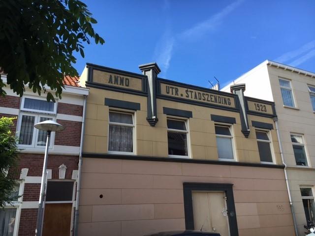 Borneostraat, Utrecht