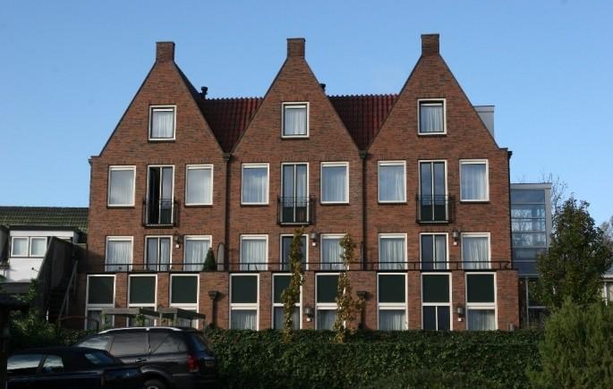 Lisserdijk, Buitenkaag