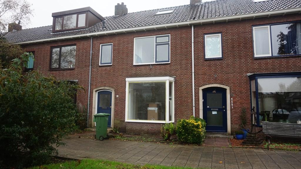 Anna van Burenstraat, Leiderdorp