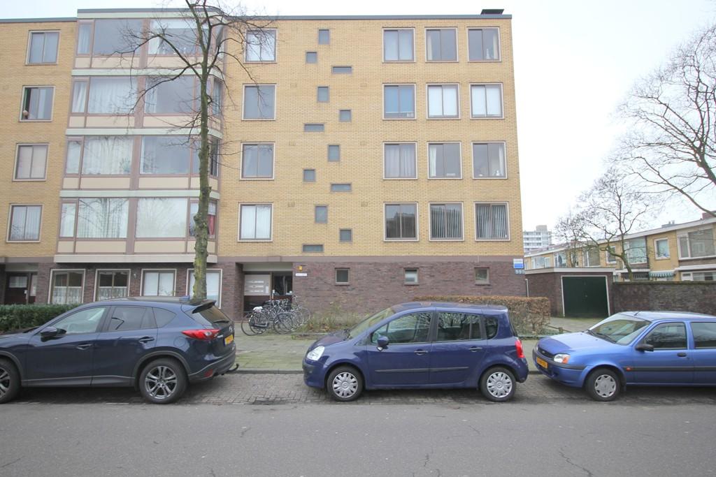Van Bijnkershoeklaan, Utrecht