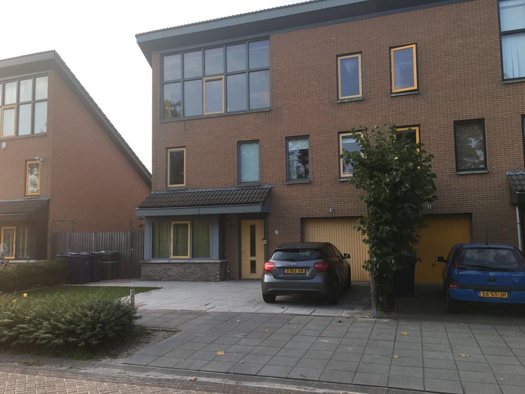 Breitnerstraat, Almere