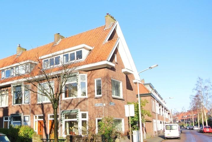 De Sitterlaan, Leiden