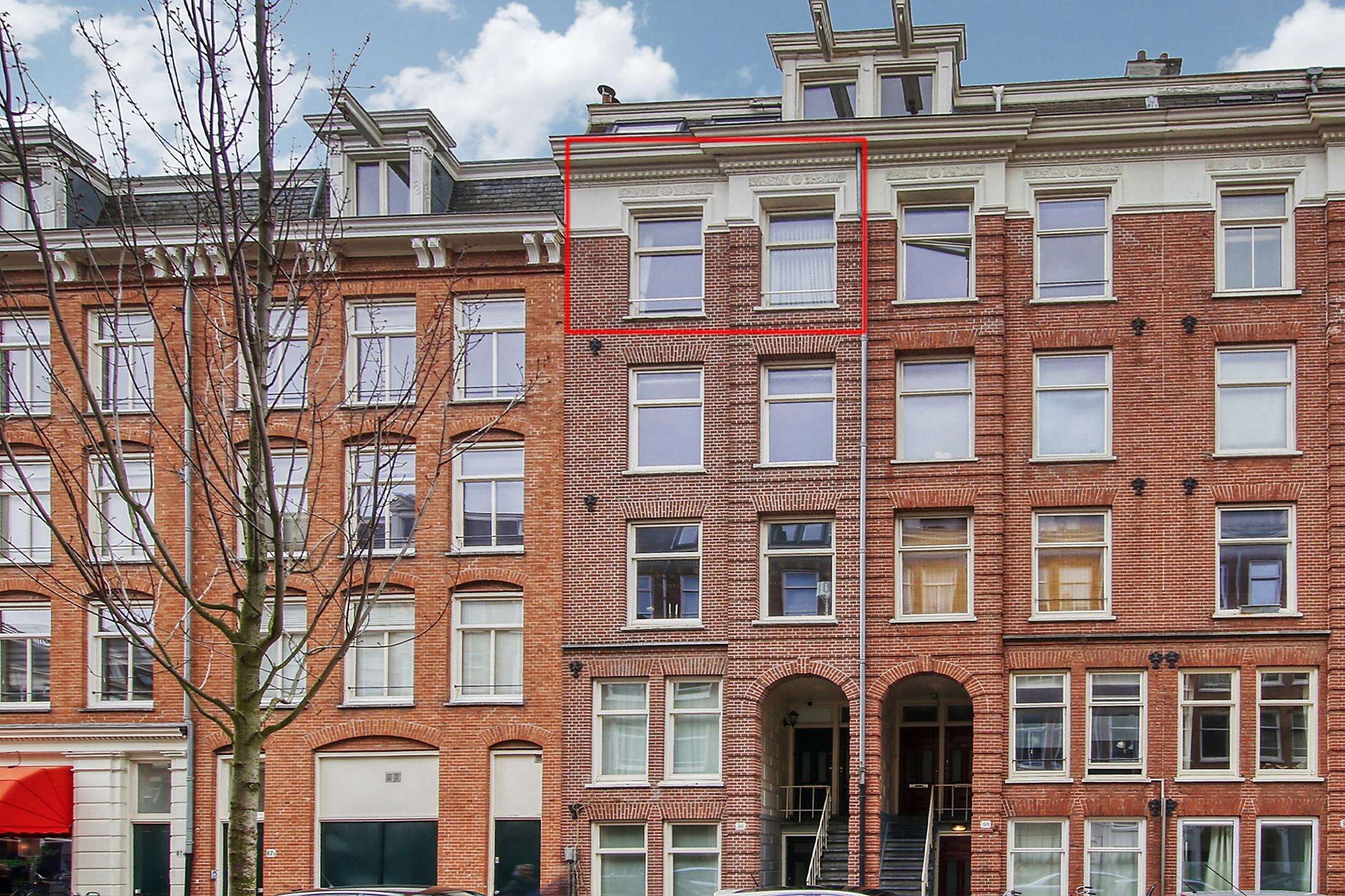 Te koop: Van Oldenbarneveldtstraat 89-4, 1052 JX Amsterdam
