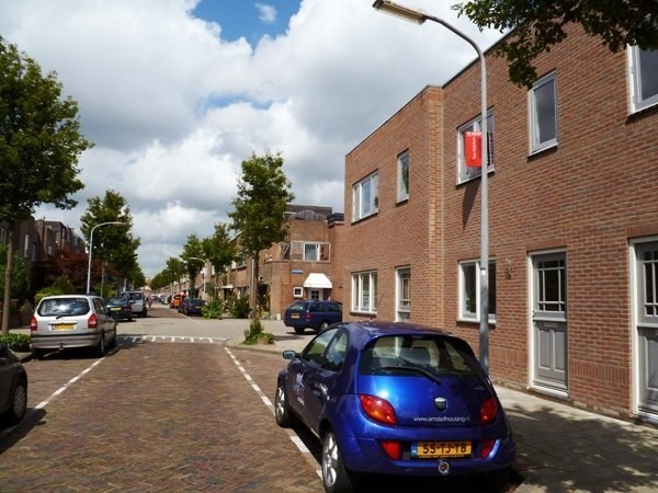 Timorstraat, Haarlem
