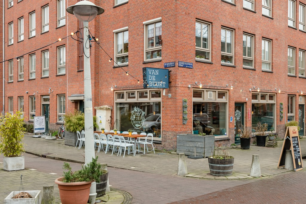 De Rijpgracht, Amsterdam
