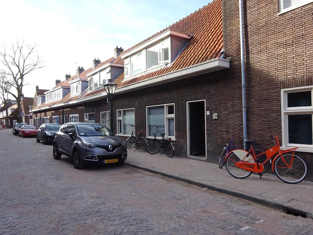 Druckerstraat, Leiden